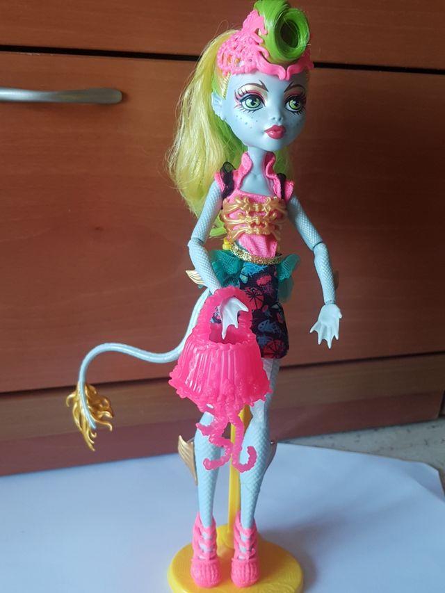 Monster High Lagoona Fire