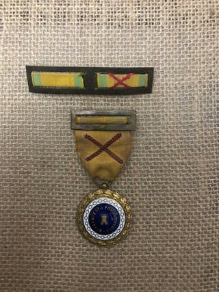 Medalla sufrimiento guerra civil española