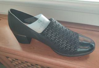 Zapatos negros mujer marca Pitillos nuevos