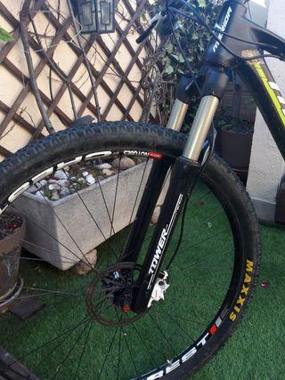 "bicicleta, mtb, bici, Mérida carbono 29 """