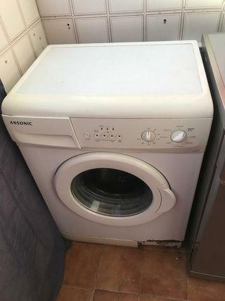 lavadora ansonic