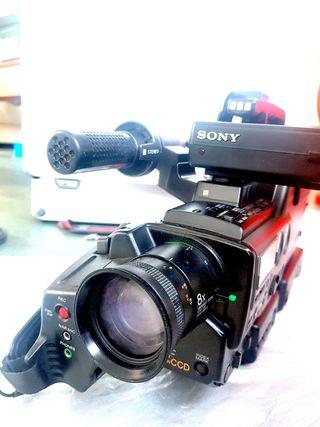 CAMARA VIDEO SONY V5000 HI8 COLECCION
