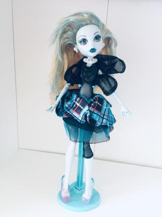 Muñeca Monster High Lagoona