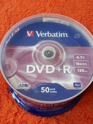 Dvd+R 50