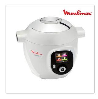 Robot de cocina Cookeo Moulinex
