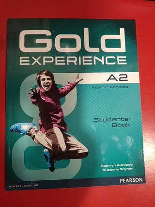 GOLD EXPERIENCE A2 STUDENT BOOK