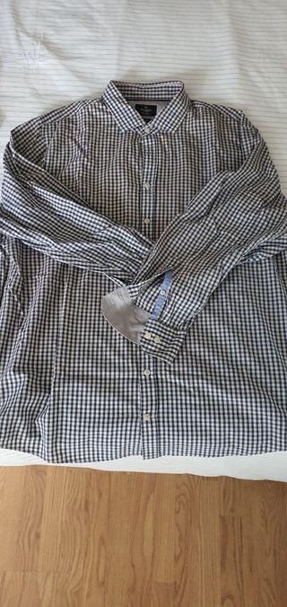 Camisas Para Hombre Tallas Grandes De Segunda Mano En Wallapop