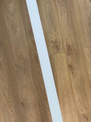 Tablero madera blanco melamina