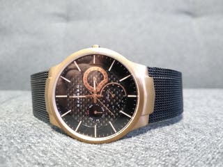 Reloj Skagen Titanium 809XLTRB