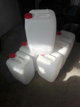 Garrafa de 50 litros