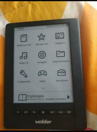 Ebook electrónico