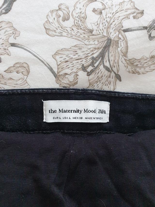 Pantalon Premama Zara Talla L Negro De Segunda Mano Por 15 En Badajoz En Wallapop