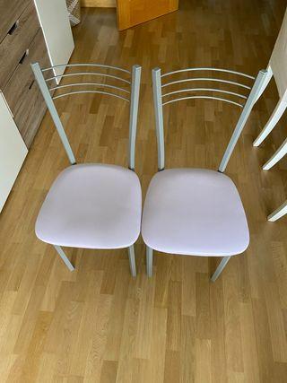 asientos sillas cocina leon