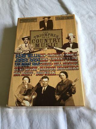 Les triomphes de la Country Music