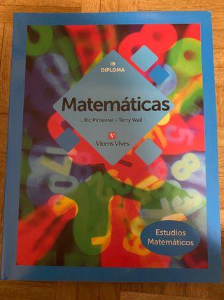 Libro de Matemáticas Bachillerato Internacional