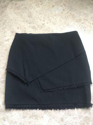 Falda negra Bimba y Lola