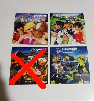 DVD Playmobil