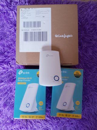 amplificador señal wifi internet tplink