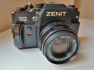 Cámara Zenit 122
