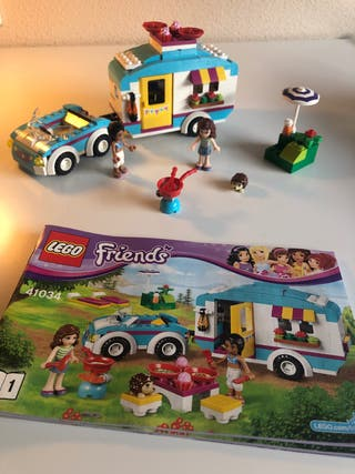 caravana lego friends