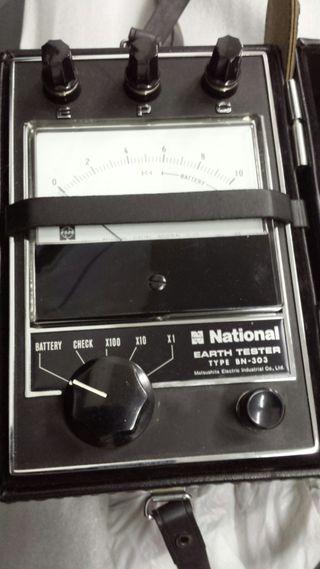 Medidores/Herramientas Instaladores Electricistas
