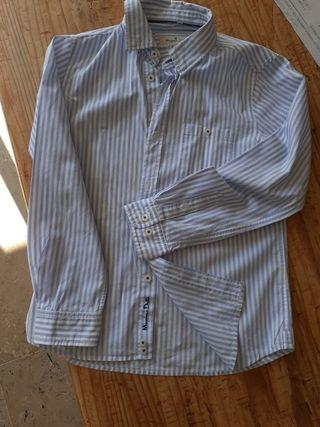 3 camisas seminuevas