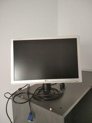"pantalla de ordenador 15"" marca LG"