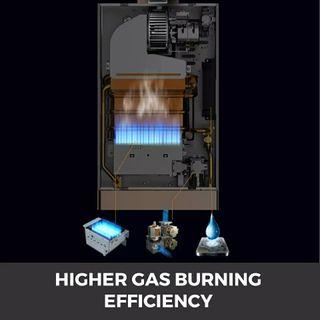 Calentadores a Gas Natural y Bombona