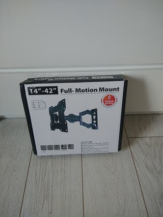 "14-42"" full motion mount"