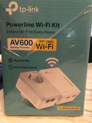 Powerline wi-Fi Kit TP-Link