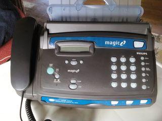FAX TELEFONO COPIADORA PHILIPS MAGIC 2 COMO NUEVO