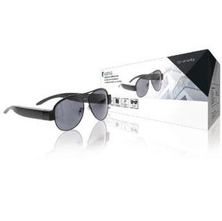 Cámara Oculta en Gafas De Sol FULL HD