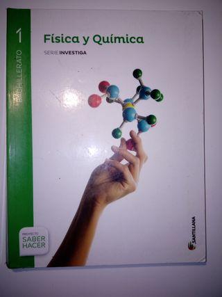 Física y química 1 Bachillerato