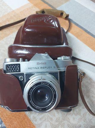 Kodak retina reflex S