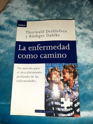 libro La enfermedad como camino