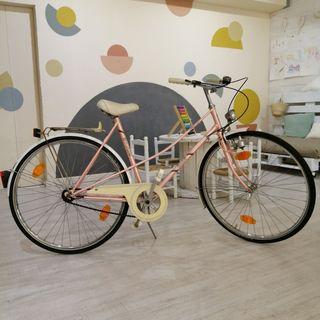 Bicicleta clásica de paseo GILDE hecha en Alemania