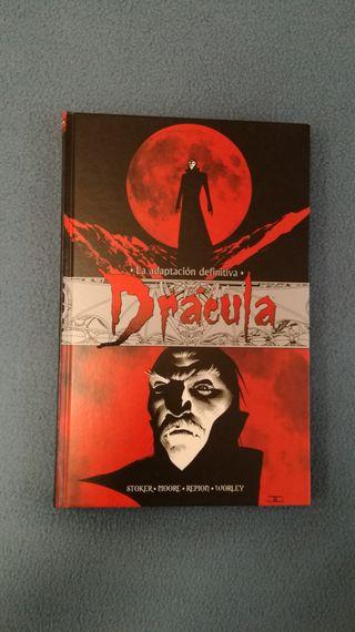 Cómic Drácula. La adaptación definitiva.