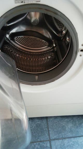 Lavadora LG digital de 7 kilos