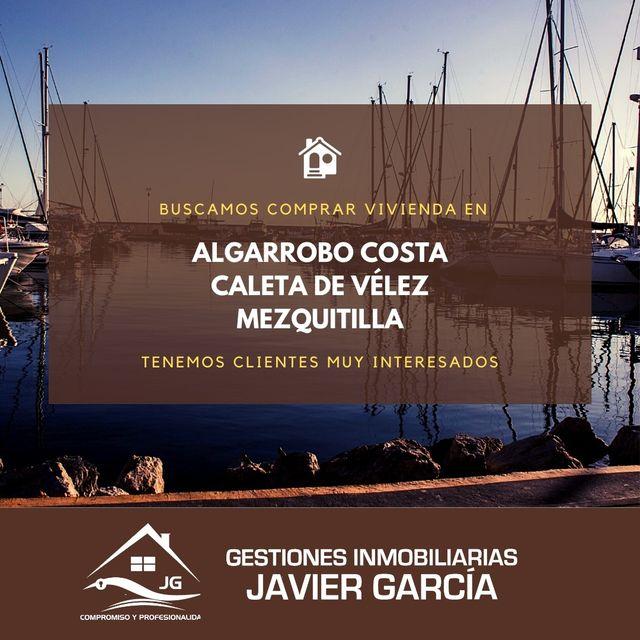Piso en venta (Algarrobo, Málaga)