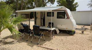 caravana sterckeman 380 easy nueva 2020