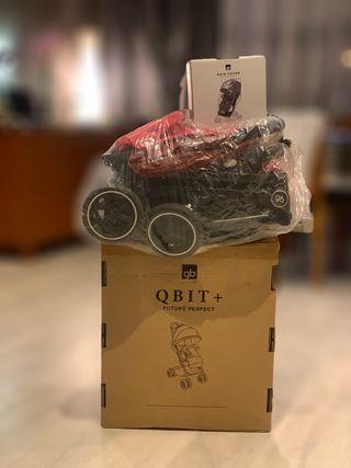 Coche de paseo Qbit +