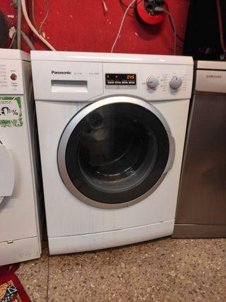 lavadora Panasonic semi nueva