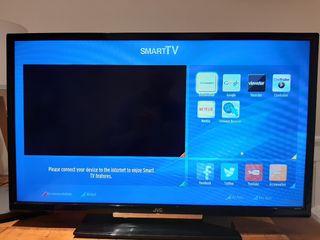 """32"""" JVC LED Smart TV"""