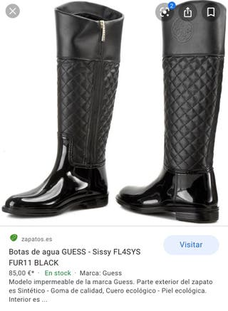 Botas de agua Guess nuevas T39