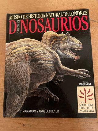 Libro: los dinosaurios