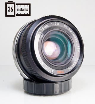 Gran angular 28 mm M42 Panagor