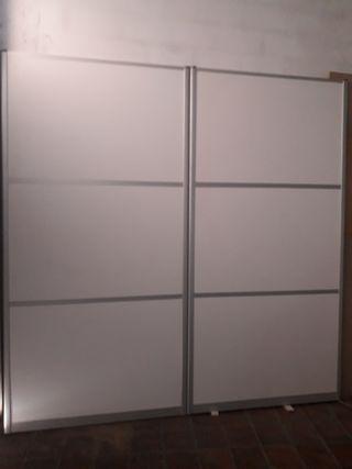 puertas de armario corredero