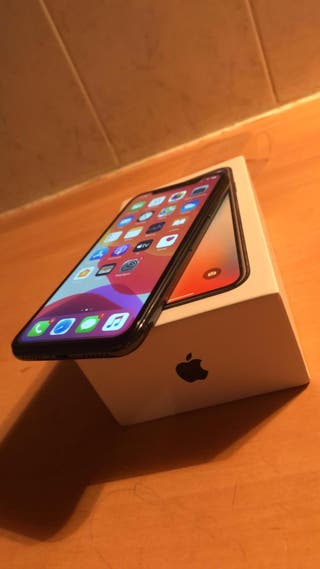 iPhone X 256GO nouvo