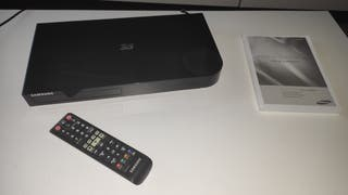 Reproductor Blu-ray Samsung 3D