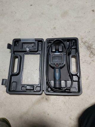 cámara endoscopia parkaside sin uso